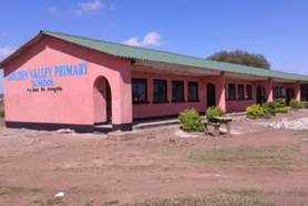 AFTER - Golden Valley Basic School in Chisamba, Zambia