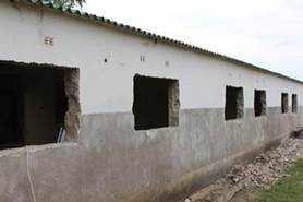 Golden Valley Basic School in Chisamba, Zambia