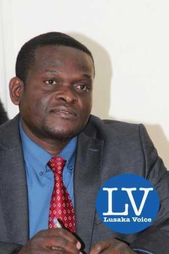 Buildcon CEO Moses Mubanga