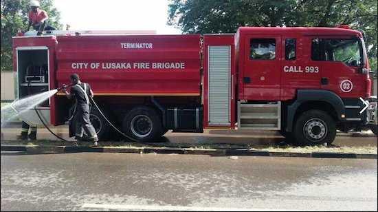 City of Lusaka Fire Brigade
