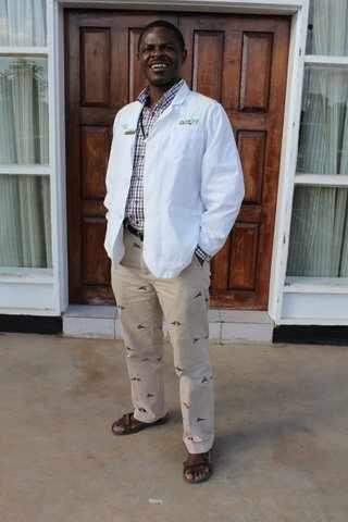 Dr. Kachinga Sichizya, Consultant Neurosurgeon