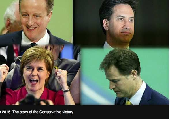Election 2015: The story of the Conservative victory