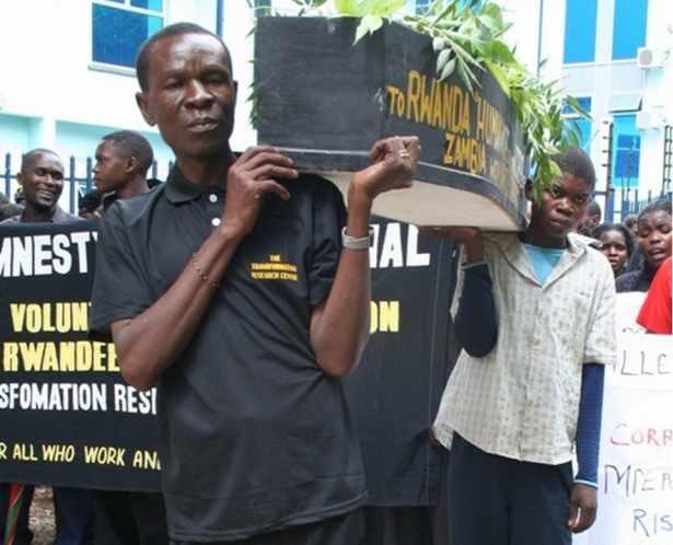 History, plight, challenges of Rwandan refugee integration in Zambia