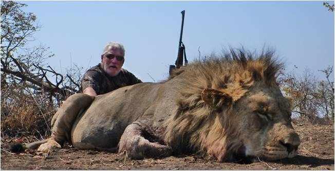 Lion Hunting | Shaun Buffee Safaris www.shaunbuffeesafaris.com