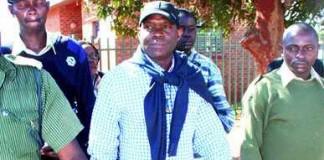Fred Mmembe