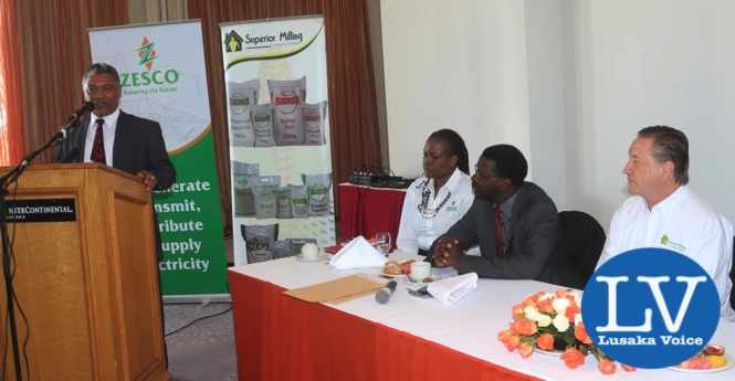 Minister Given Lubinda