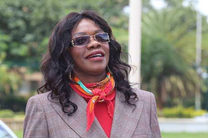 SILVIA MASEBO