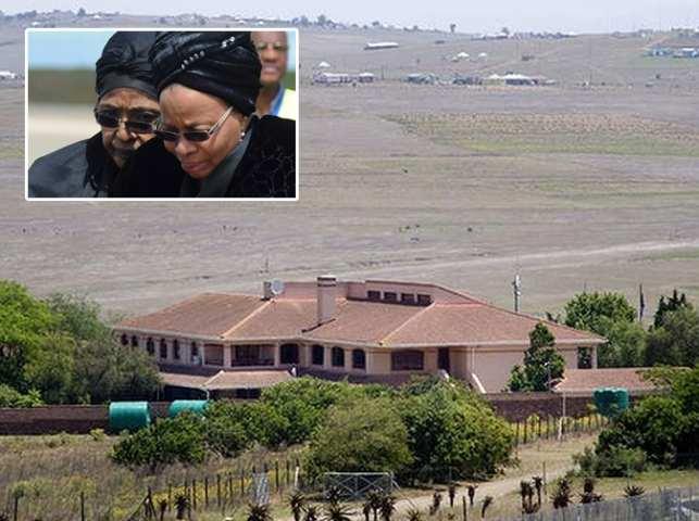Winnie's claim on Mandela's Qunu estate