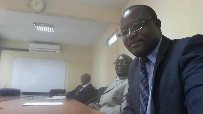 YALI Governance Advisor Isaac Mwanza