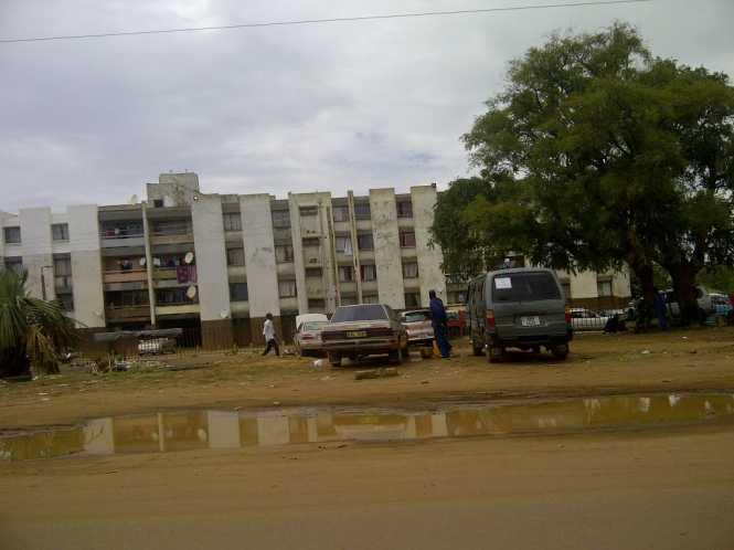 kabwata Flats