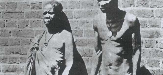 Mbuya Nehanda and Sekuru Kaguvi