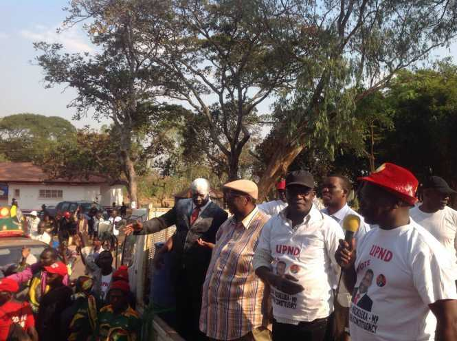Northern Province  to become a UPND stronghold after the Southern Province - GBM