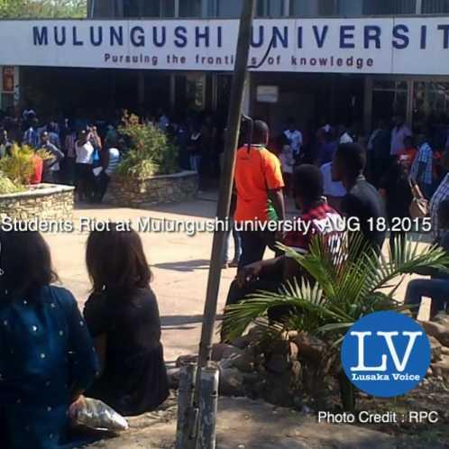 Mulungushi university