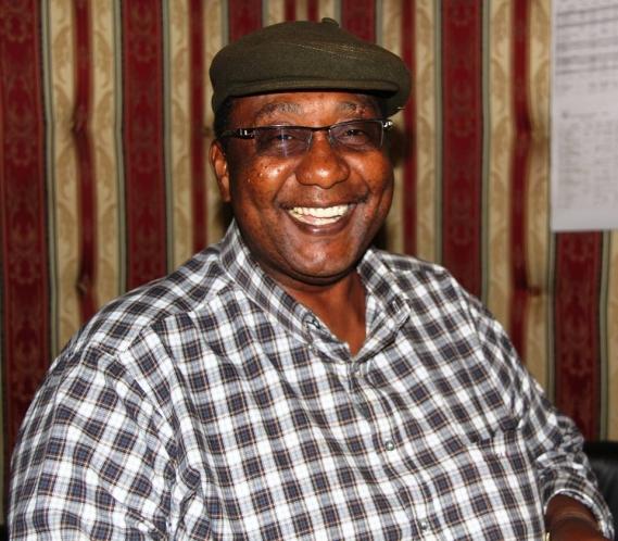 Geoffrey Bwalya Mwamba - GBM