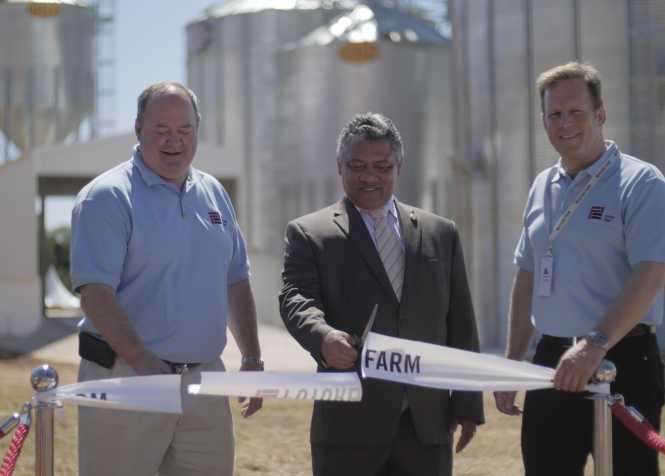 AGCO Opens First Future Farm in Zambia