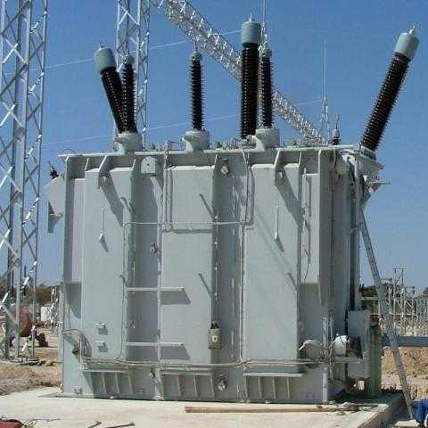 Chelstone ZESCO substation in Lusaka.