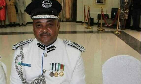 Muchinga Province Police Commissioner Auxensio Daka