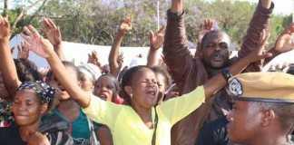 Zambia National Fasting and Prayer Church Service