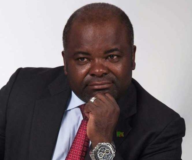 Pambashe PF Member of Parliament Ronald Chitotela