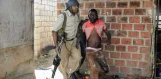 More than 250 people have been arrested by police sent out to stop the looting - BBC