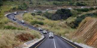 completed Chama -Lundazi Road project