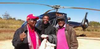 Dr. Canisius Banda departs for UPND's Eastern Province tour with GBM
