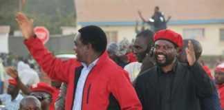 HH & Dr Canisius Banda