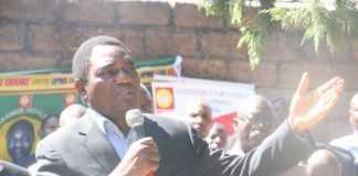 Hakainde Hichilema, UPND press briefing