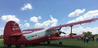 Puma Energy Zambia Plc Welcomes the VintageAirRally