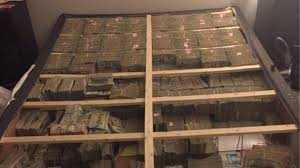 $20 million in a mattress