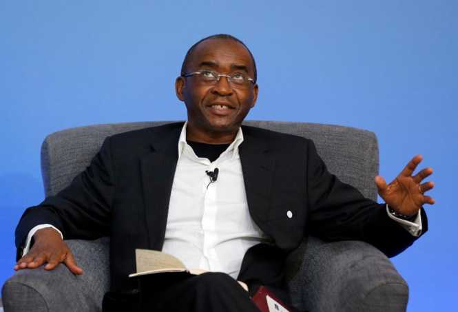 Businessman Strive Masiyiwa