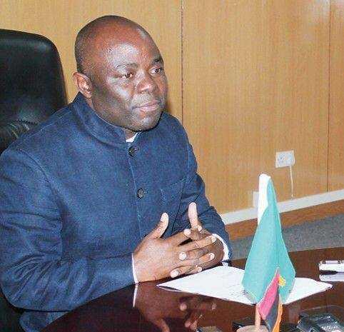 Hon. Stephen Kampyongo