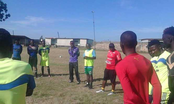 Kabwe Youth Academy gears up for 2018 FAZ/MTN Super League
