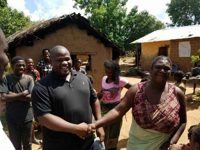 National Development Planning Minister Hon Alexander CHITEME