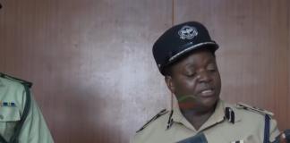 Police Spokesperson Esther Katongo